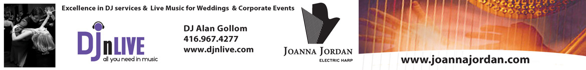 Joanna Jordan electric harp